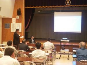 大泉町のまちづくりを考える会の活動年間報告